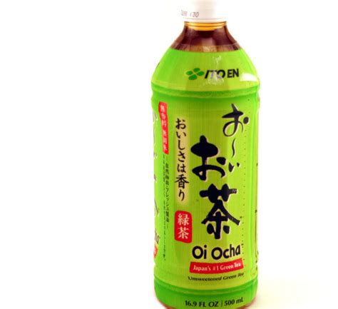 Teh Hijau Kemasan Gelas teh hijau terbaik jepang kini dijual dalam kemasan botol