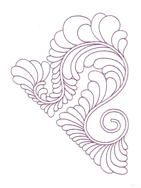 Free Quilting Motifs by 1000 Images About Quilting Fmq Designs On