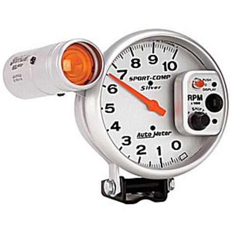 Autometer Sport Comp Series 5 Quot Shift Light Tach