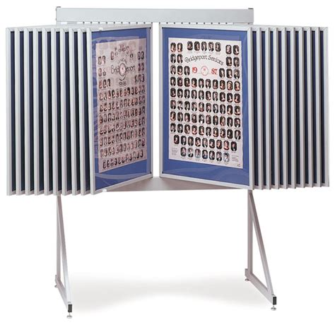 Multiplex Swinging Panel Display Blick Art Materials