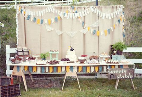diy wedding table backdrop ideas diy dessert table