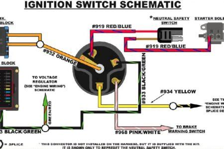 ford tractor ignition switch diagram petaluma