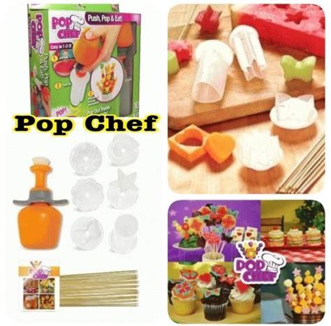 Pop Chef Pencetak Kue Dan Makanan diyani sentiasa dihatiku pop chef cetakan buah