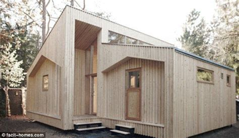 ikea flat pack homes the british designed flatpack house that clicks together
