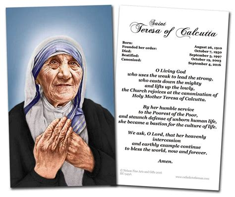 mother teresa catholic biography september 2016 divine word college of urdaneta
