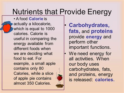 carbohydrates that provide energy brought to you by the of houston ppt