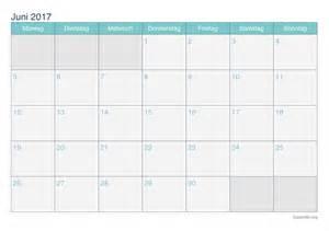 Kalender 2018 Bulan Juni Kalender Juni 2017 Zum Ausdrucken Ikalender Org