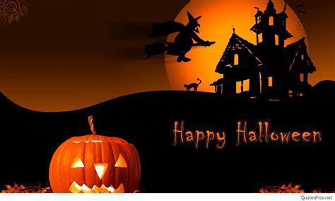 happy halloween wallpapers sayings cartoons