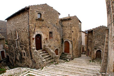 Superb Church Stairs #6: Santo-stefano-di-sessanio1.jpg