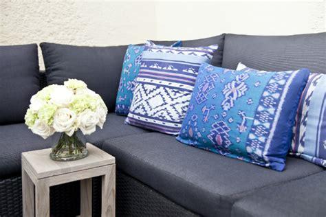 divano dalani dalani divano il colore mare nel soggiorno