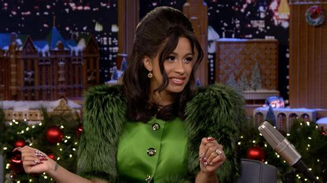 Jimmy B S Ale House by Tonight Rapper Cardi B Shares Where Name Came From
