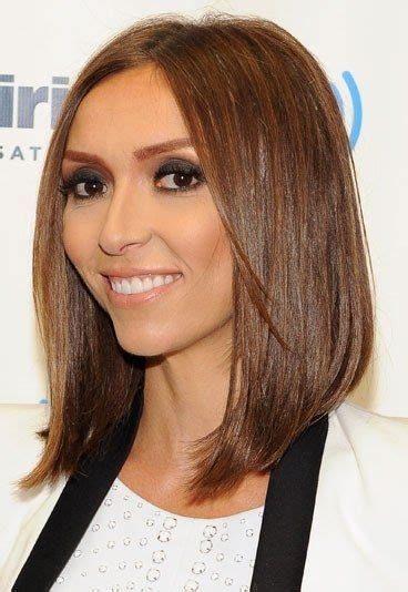 giuliana rancic from celebrity haircuts the bob e online 138 best my favorite hair cuts and styles images on