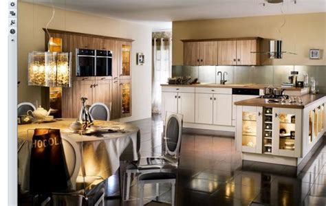 art deco kitchen design modern kitchen designs with art deco decor and accents in