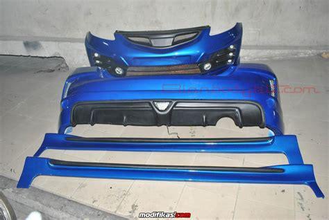 2008 Honda Jazz Idsi baru bodykit honda jazz idsi adaptasi 2013