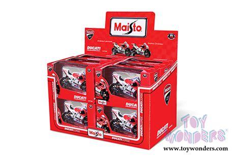 Marques 2014 Diecast Miniatur Motogp 118 Maisto 1 motogp 2015 ducati corseteam 04 and 29 motorcycles 34588 1 18 scale maisto wholesale diecast
