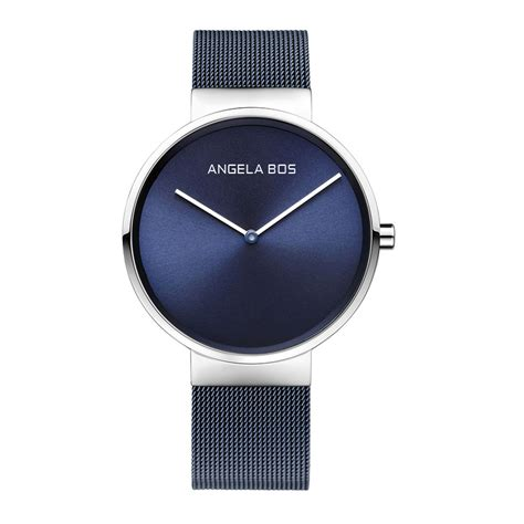 nordic design watches angela bos ultrathin nordic design couple watch no scale