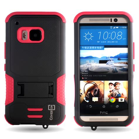 Telephone Box Htc One M9 Custom Cover for htc one m9 protective soft protective kickstand phone cover ebay