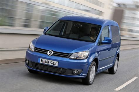 volkswagen caddy 2014 2014 volkswagen caddy bluemotion 4 5 l 100km