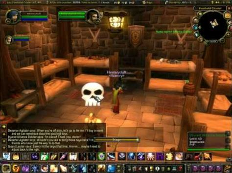 world of warcraft artisan first aid how to triage