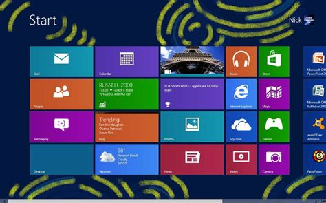 color themes modern windows 8 how to change the color theme lock screen