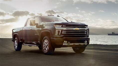 2020 Chevy 2500hd by 2020 Chevy Silverado 2500hd High Country More Bling Less