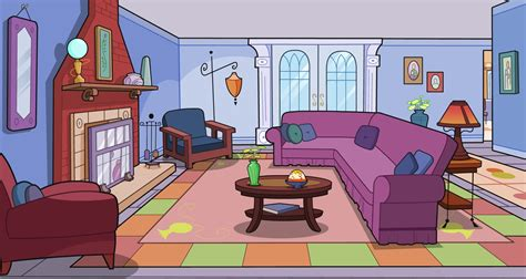 Livingroom Cartoon by 1000 Images About Immersive Space On Pinterest Cartoon