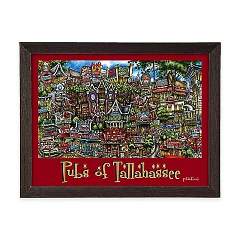 bed bath and beyond tallahassee buy pubs of tallahassee framed wall art from bed bath beyond