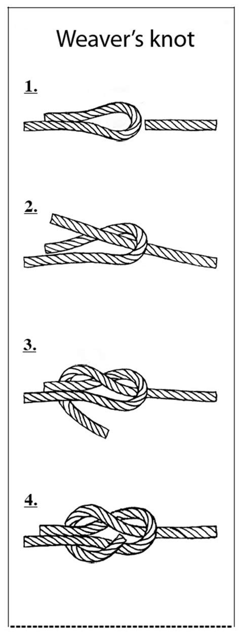 nudo invisible para bolillos weaver s knot tutorial i always forget it but this