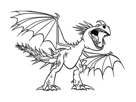 Coloriage Gratuit Dessin Anime Dragon Coloriage Astrid Et Les Dragons L