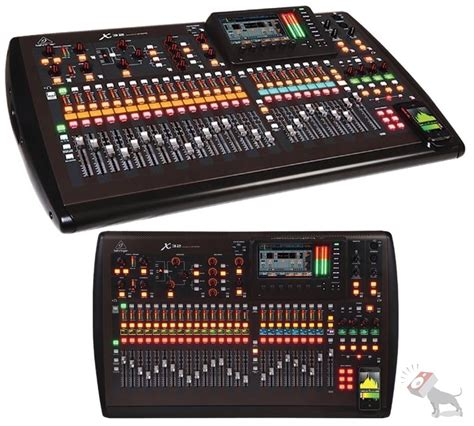 Behringer X32 40 Channel behringer x32 40 input 25 digital mixing console 32 channel audio interface with midas pres