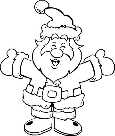 imagenes de santa claus para whats dibujos para colorear de papa noel santa claus viejito