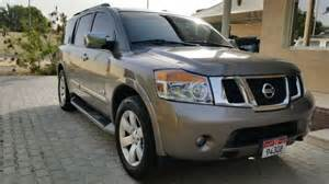 Nissan Used Cars For Sale In Uae 2008 Nissan Armada Suv Used Car For Sale In United Arab