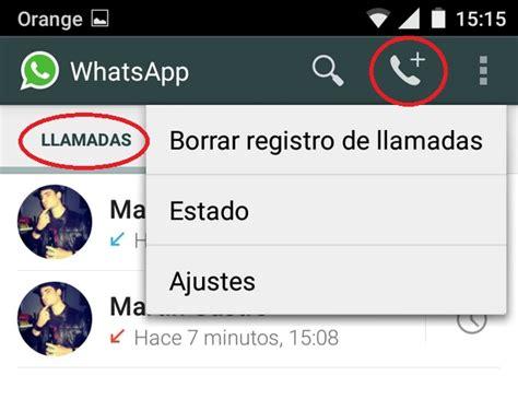 tutorial de whatsapp web las llamadas de whatsapp ya funcionan para todos en