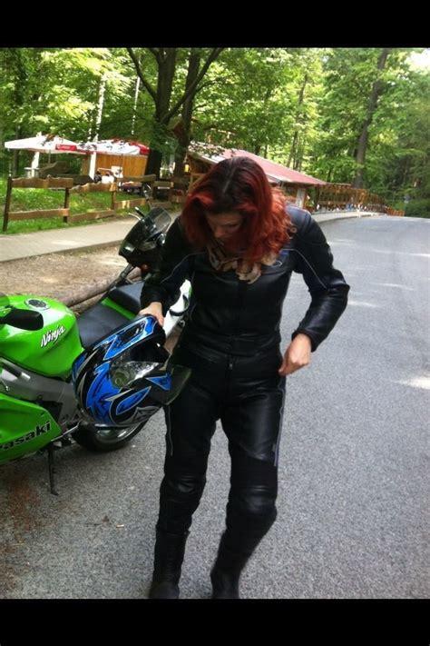 Motorrad Lederkombi Ebay by Http Www Ebay De Itm Damen Lederkombi Motorradkombi