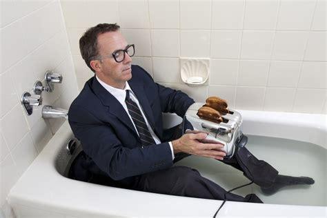 toaster bathtub toaster suicide mark klotz flickr
