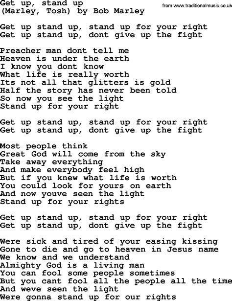 lyrics get up bruce springsteen song get up stand up lyrics