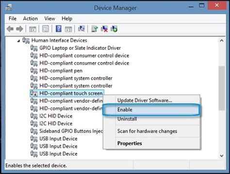 uninstall better touch tool touch screen disabled in windows 10 microsoft community