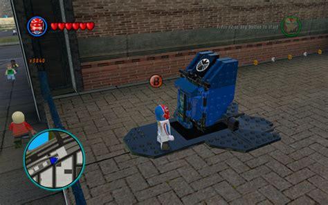 lego marvel boat unlock vehicles lego marvel super heroes game guide