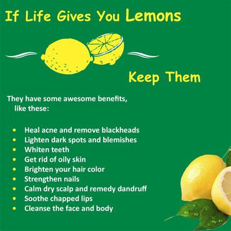 Lemon Detox Skin Benefits by 9 Health Benefits Of Lemons For Skin Care
