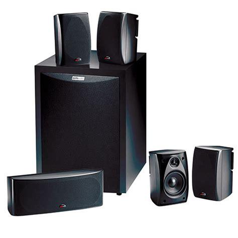 polk audio rm  home theatre speaker system