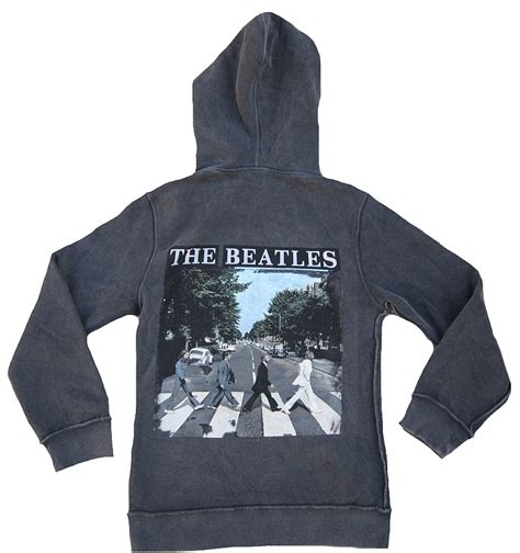 Hoodie The Beatles Imbong 1 lified the beatles abbay road sweater kapuze pulli pullover hoodie s m ebay