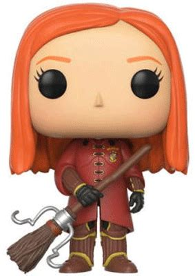 Funko Pop Harry Potter Ginny Quidditch Robes Exclusive harry potter funko pop figures for the of harry