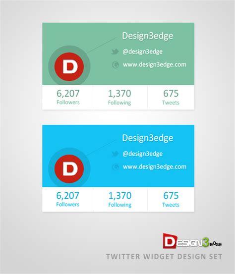 layout builder widget area 1 twitter widget design set design3edge com
