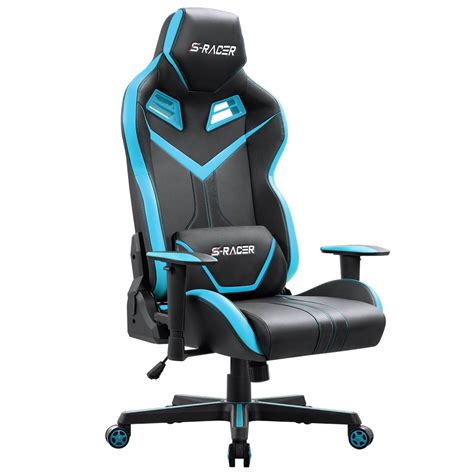 Gaming Chair With Leg Rest