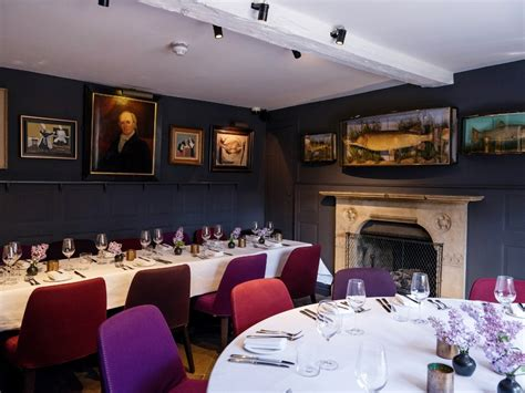 The Pike Room by The Parsonage Hotel Gallery Experience Oxfordshire Conferencing