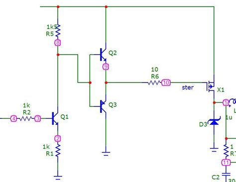 ttl transistor driver ttl transistor driver 28 images ttl mosfet driver circuit gettabc diode laser driver laser