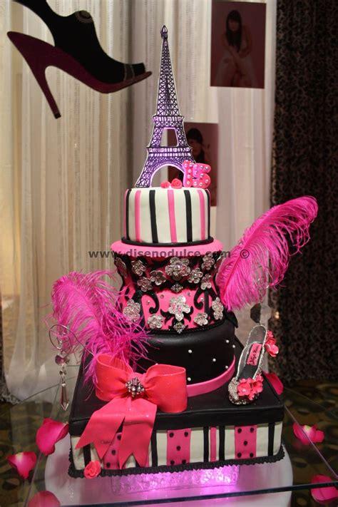 paris themed quinceanera cakes paris fashion 15 sweet 16 s birthday cakes teens