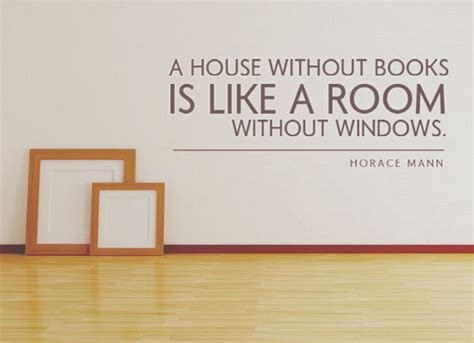 is where the home is books a house without books is like a room wit by heinrich mann