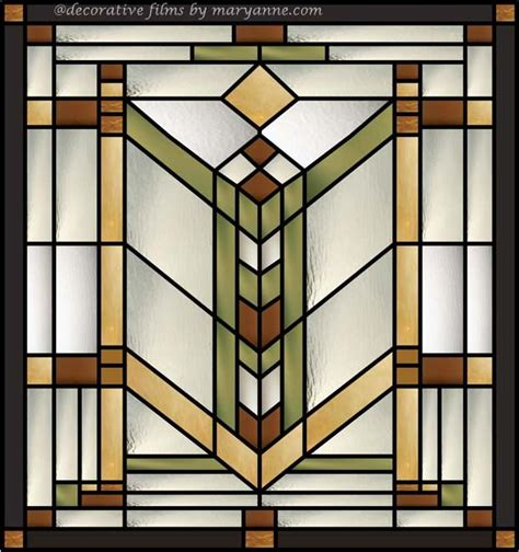 geometric glass mission floor l with light quoitzel stained glass window clings for clear transom