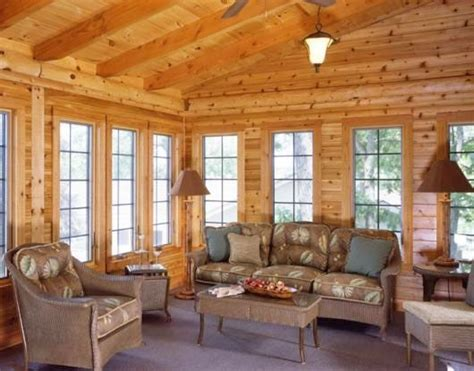Log Sunrooms 71 Best Images About Our Log Home Sunroom On